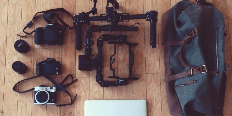 jake creative director camera gear