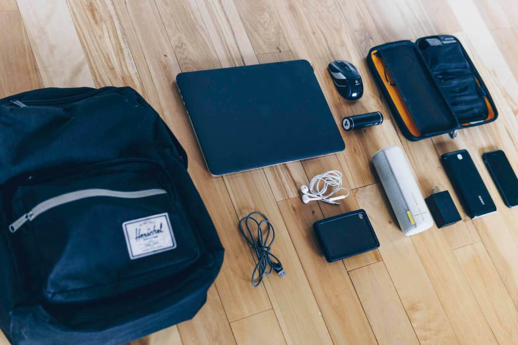 Whats in my tech bag: Tech Essentials for 2019