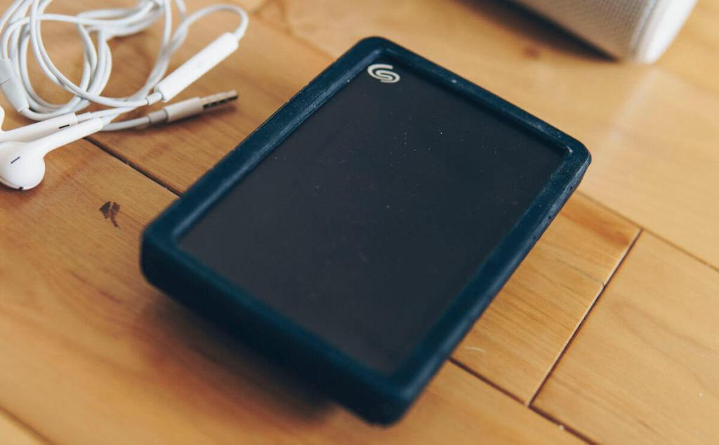 seagate portable external hard drive