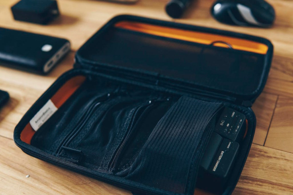 amazonbasics tech carry case essential 2018