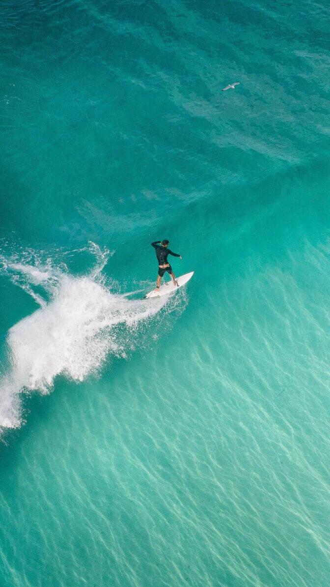 airloft drone wallpaper surfing