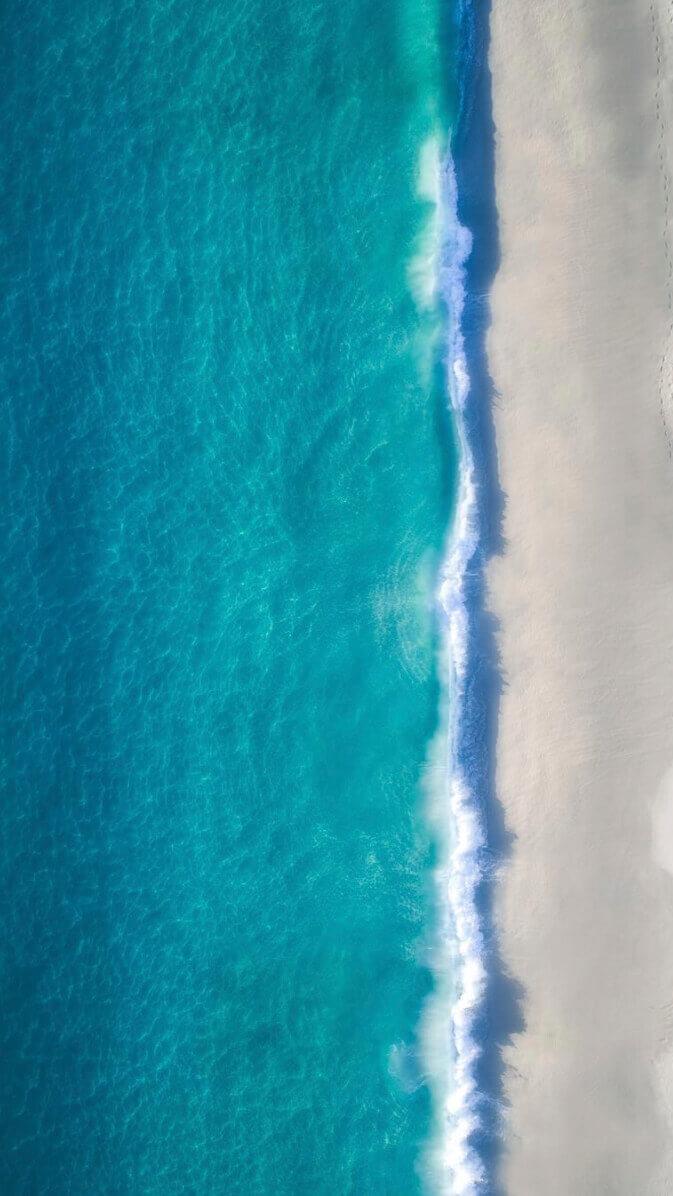 pat kay drone beach