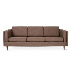 Gus Sectional Sleeper Sofa Home Theater Modern Adelaide Grid Furnishings