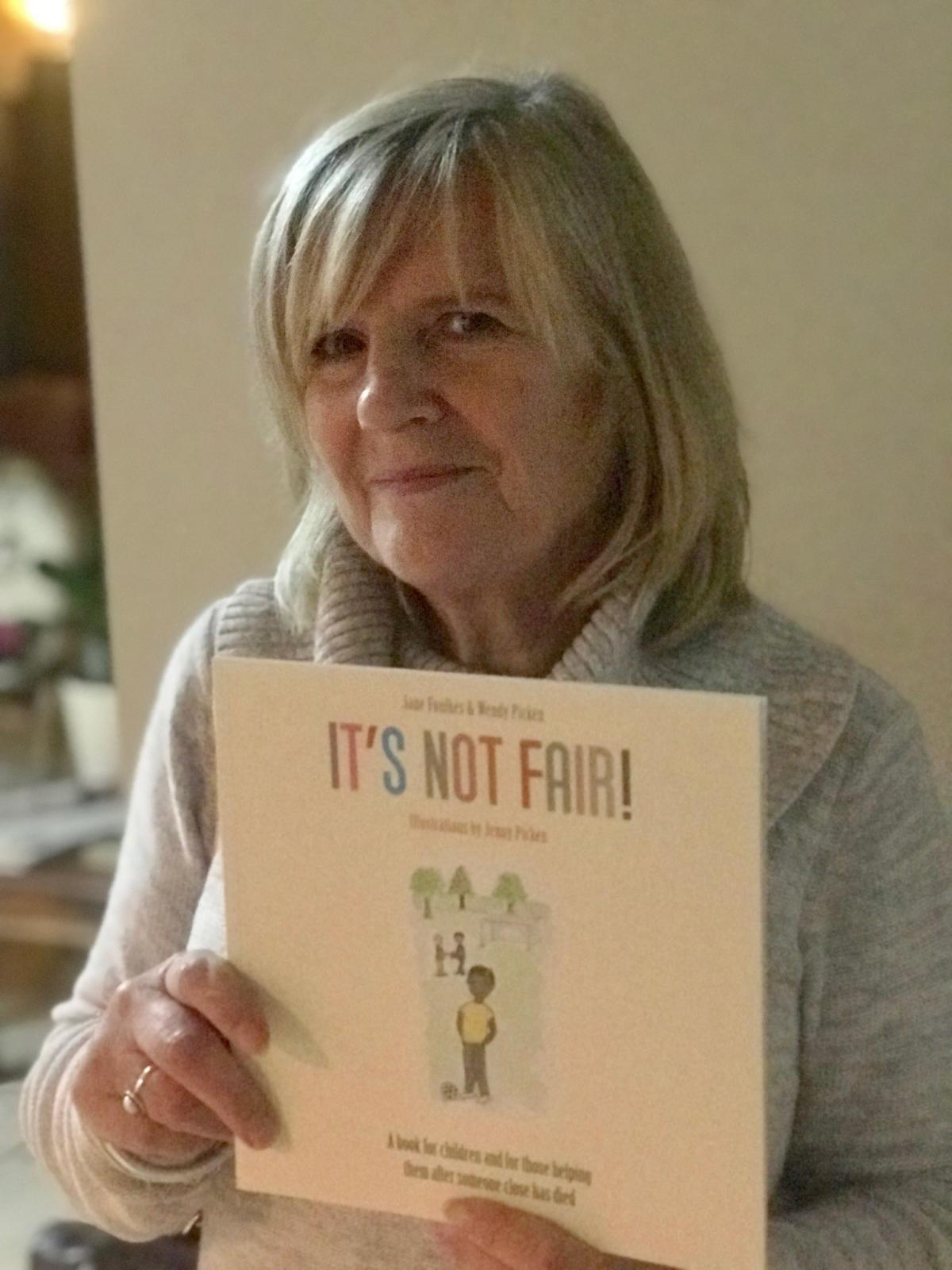 Reading therapist launches book to help children cope with ...
