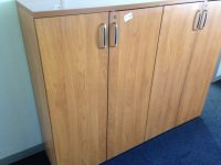 Large Two Door Cabinet - Grievesons Auctioneers