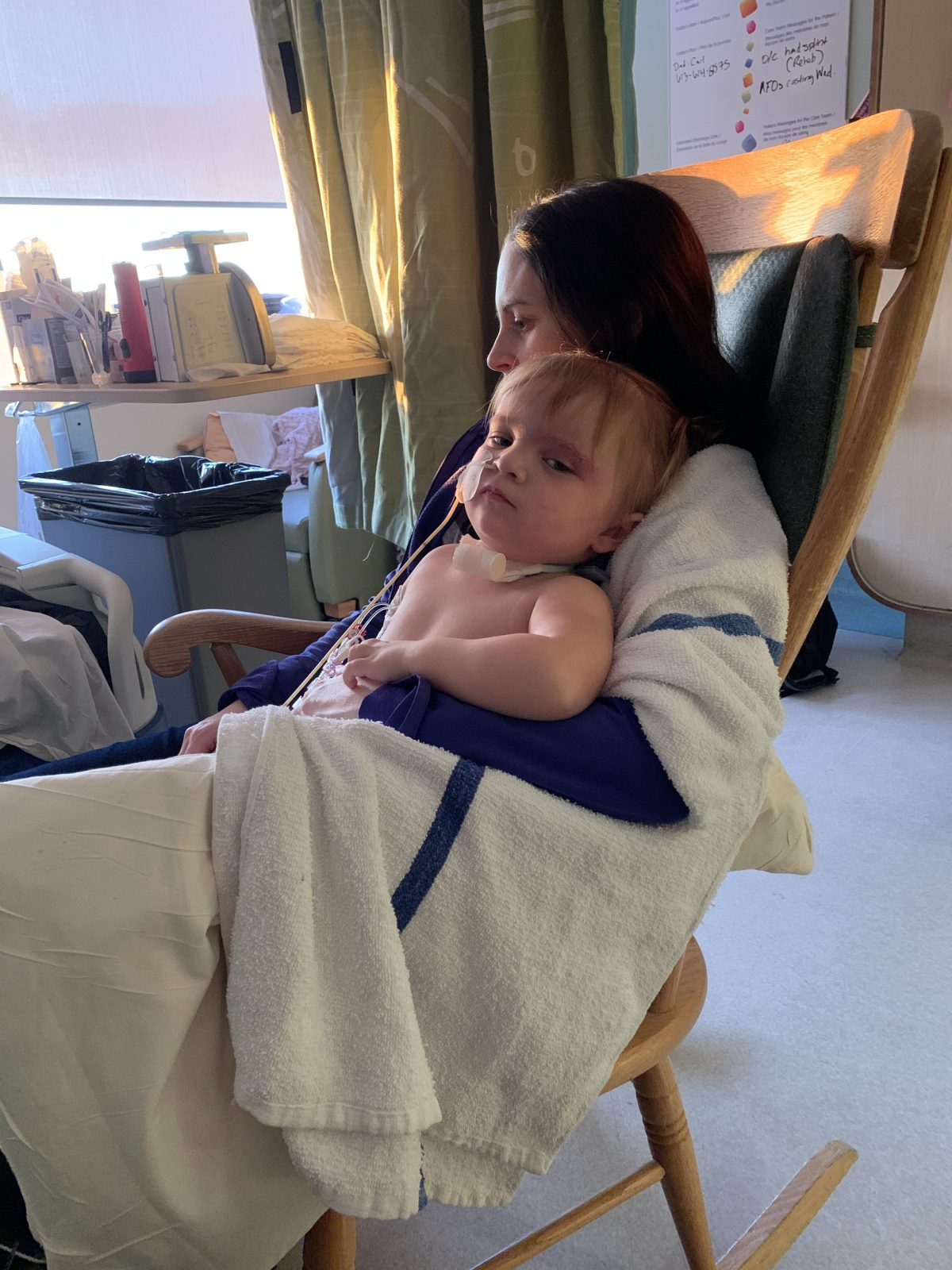 Children's Hospital of Eastern Ontario (CHEO) Room with Adélie