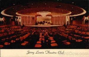 Jerry Lewis Theatre Club Loch Sheldrake