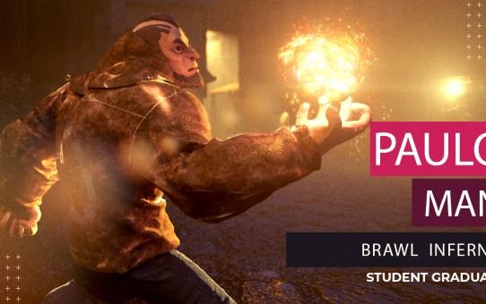 Animation Student Graduate - Paulo Man | FX, Lighting and Rendering