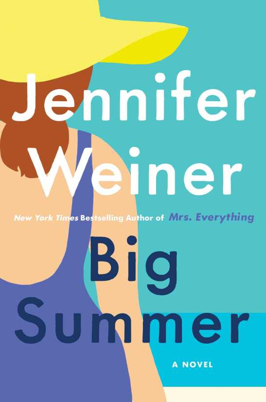 "Image of book jacket for ""Big Summer""."