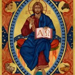 Icon of Christ in Majesty