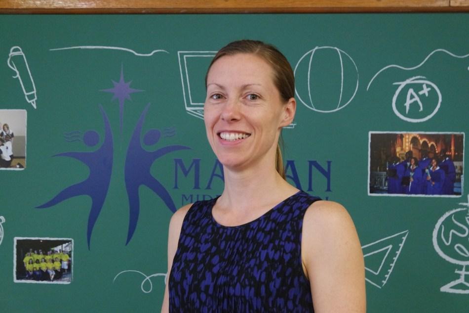 Sister Sarah Heger