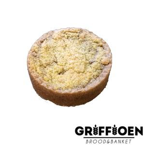 Griffioen Brood en Banket - Appel kruimel koek