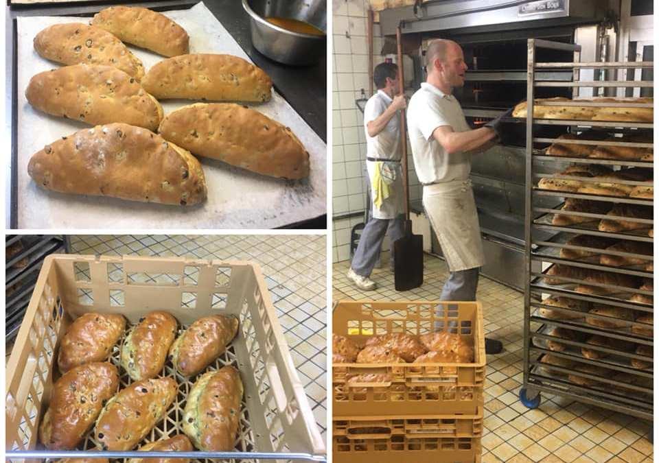 Griffioen brood en banket - ambachtelijk