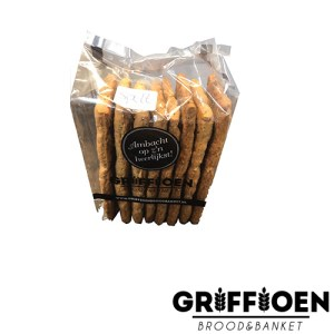 Griffioen Brood en Banket -Crackers diverse soorten