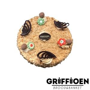 Griffioen brood en banket - hazelnoottaartje