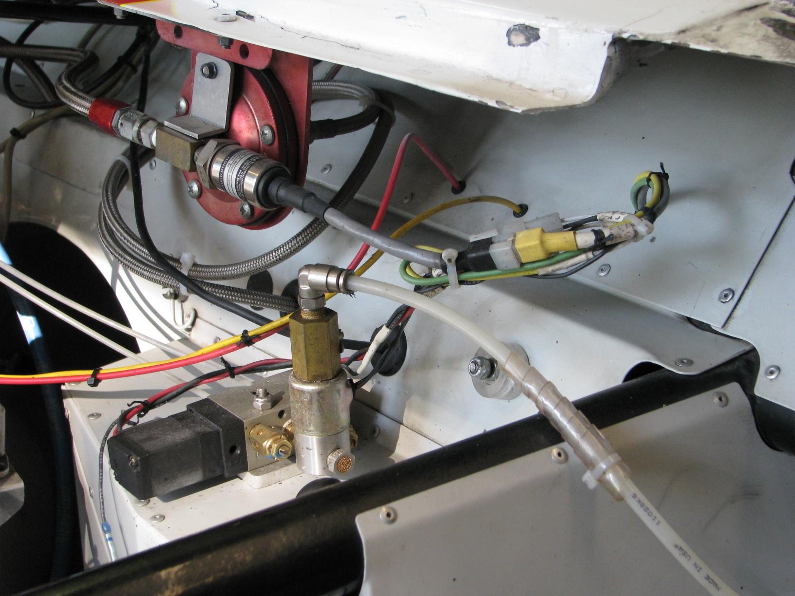 Rpm Tach Wiring 1965 Corvette Super Gasser Installation Project Griffith