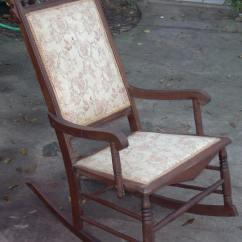Jfk Rocking Chair Big And Tall Outdoor Lounge Chairs Griffith Furniture Houston Antiques