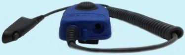 Microfone PTT Externo Remoto DGP8050 Ex
