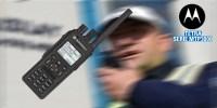 Radios Somente em UHF Comunicação Segura