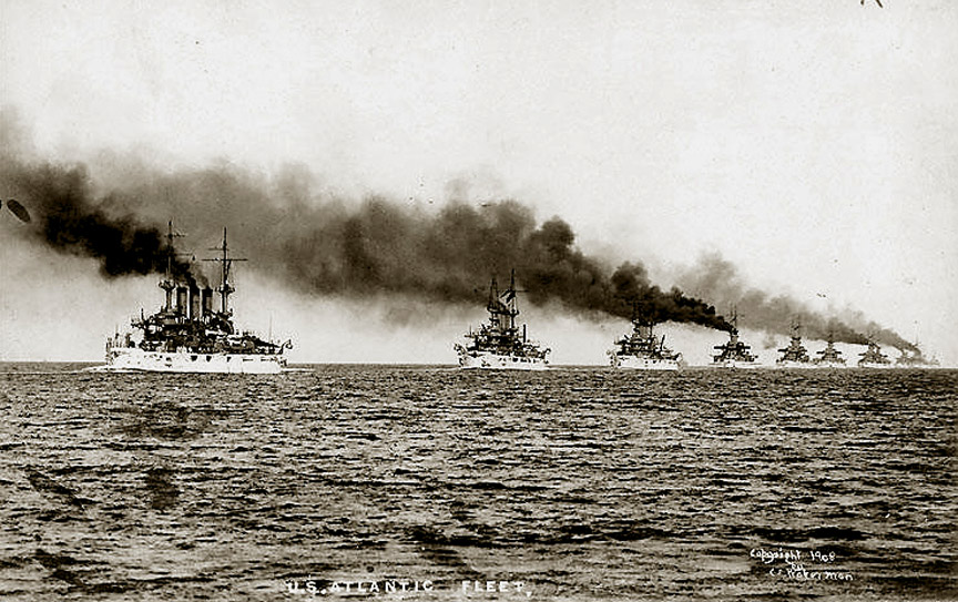Great White Fleet (5/6)