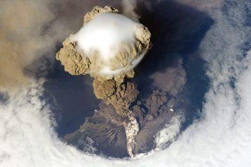 influenta vulcanilor