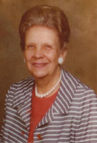 Henrietta Grigg Lewis