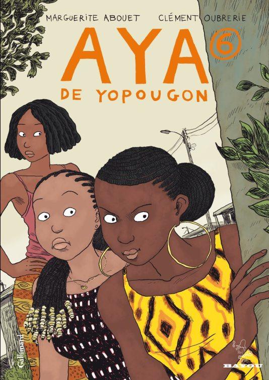 Aya-de-Yopougon-Tome-6