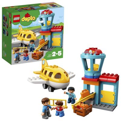 LEGO Duplo Town Airport Building Blocks for Kids