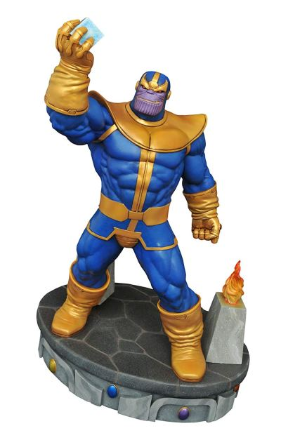 Diamond Select Toys Marvel Premier Collection Thanos Statue