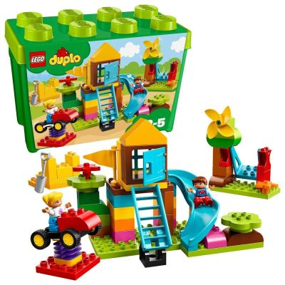 LEGO Duplo My First Large Playground Building Blocks