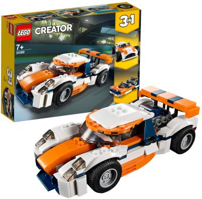 LEGO Creator Sunset Track Racer Building Blocks