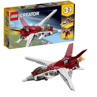 LEGO Creator Futuristic Flyer Building Blocks for Kids
