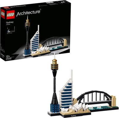 LEGO Architecture Sydney Skyline Building Blocks