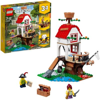Lego Treehouse Treasures