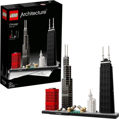 LEGO Architecture Chicago Skyline Building Blocks