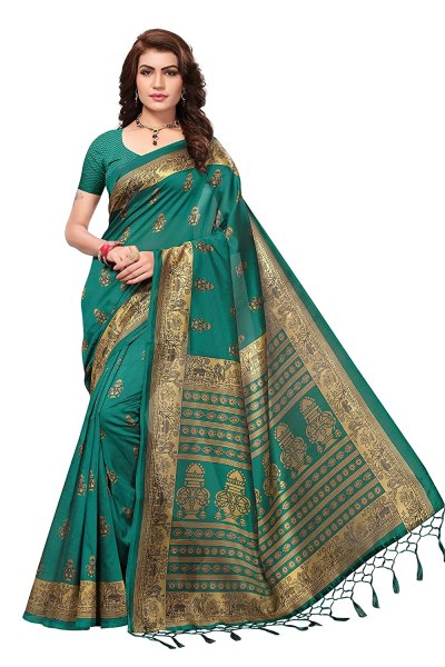 Anni Designer Women's Art silk Saree