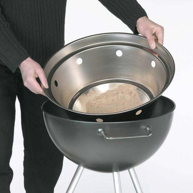 Гриль-барбекю Dancook Kettle BBQ 1000