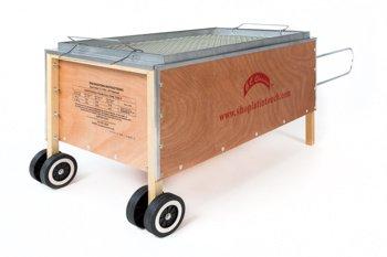 La Caja Asadora Roasting Box (Aluminum) 100 pound