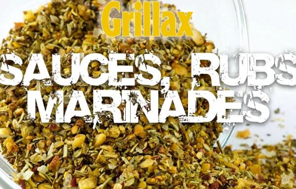Sauces, Rubs & Marinades