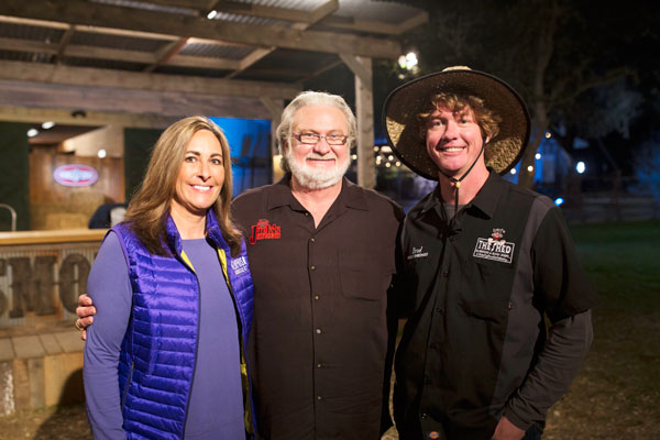 """World barbecue champ Melissa Cookston is now a permanent judge on """"BBQ Pitmasters"""" television show."""