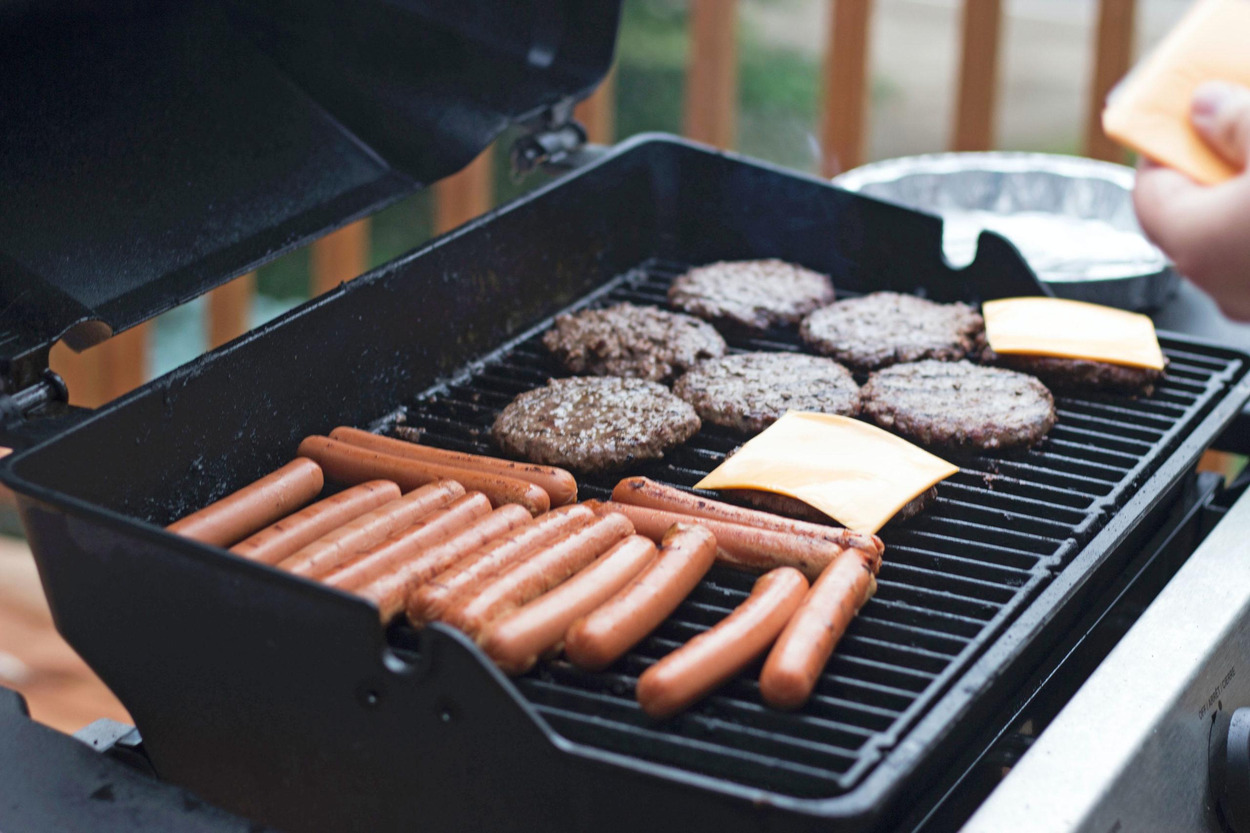 Outdoor-Kochspaß mit Gasaußenanschluss