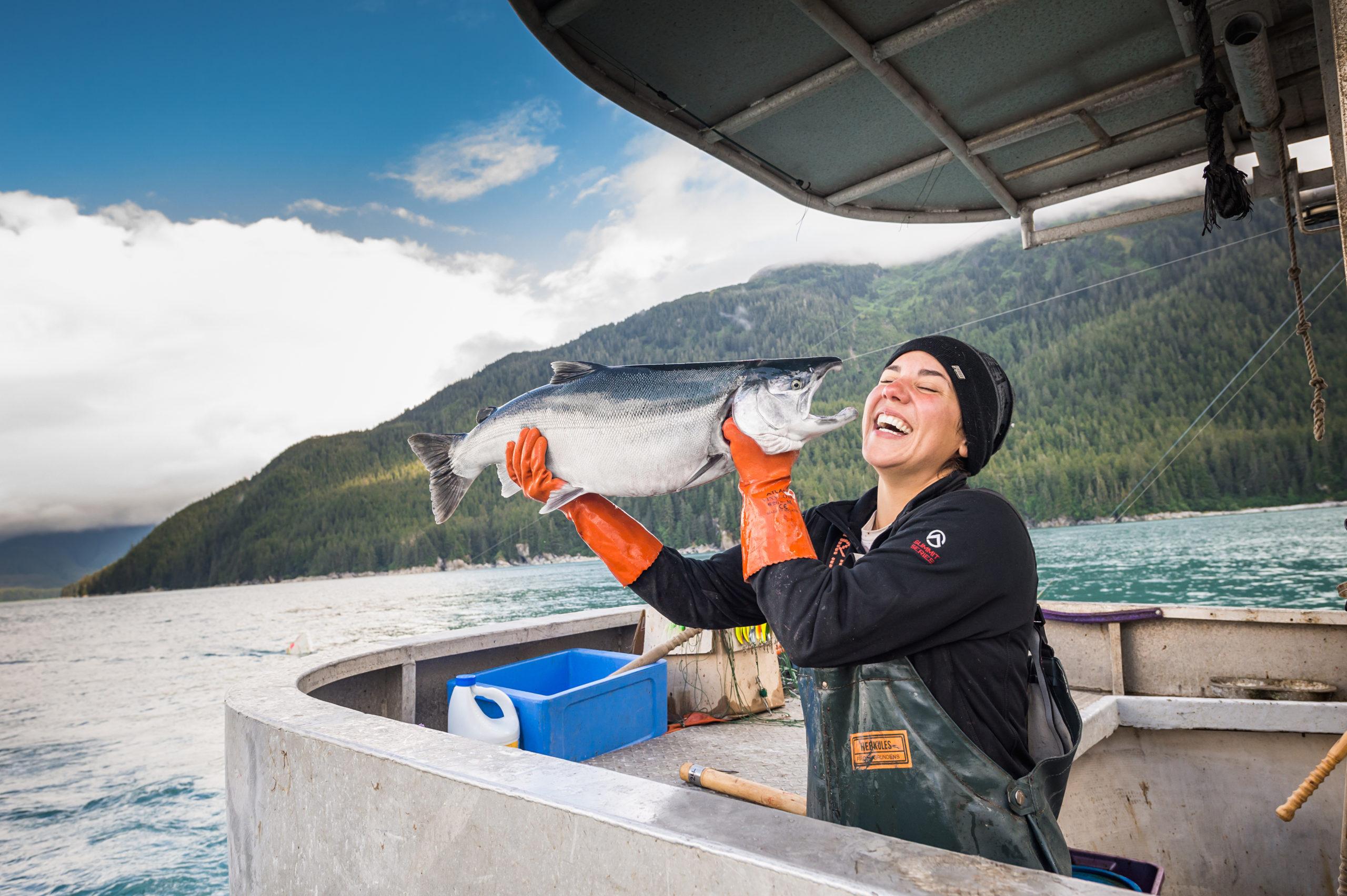 Gegrillter Kabeljau aus nachhaltigem Fang