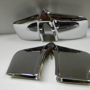 Corvette center grille tooth