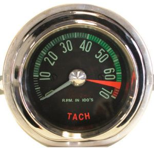 1960 Late Corvette Tachometer