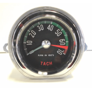 1960 Early Corvette Tachometer