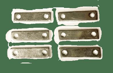 1953-1960 corvette grille tooth bracket