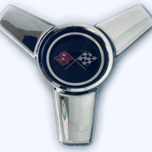 1966 Corvette hubcap spinner