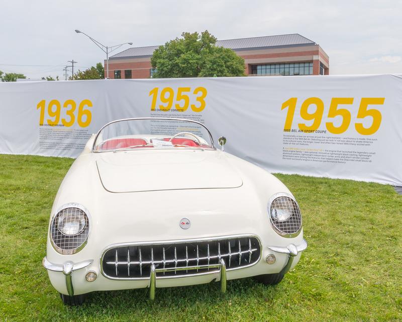 1953-1962 corvette