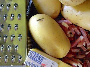 Ingredienti Twice Baked Potatoes