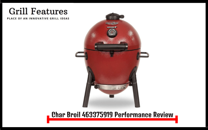 Char-Griller e06614 Review – 2021